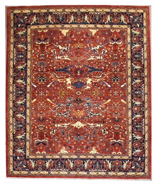 Afghan Bidjar Design
