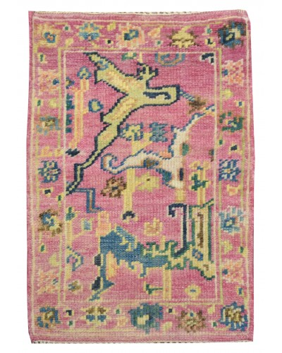 Oushak Design from North India