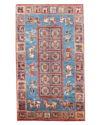 Pazyrak Design from Afghanistan