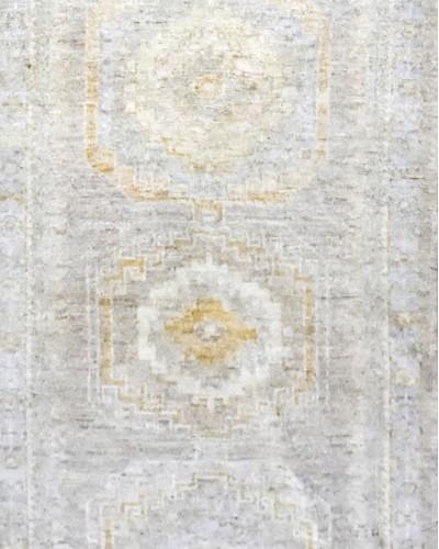 Oushak Design from Afghanistan