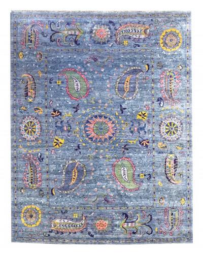 Afghan Refugee Suzani Design