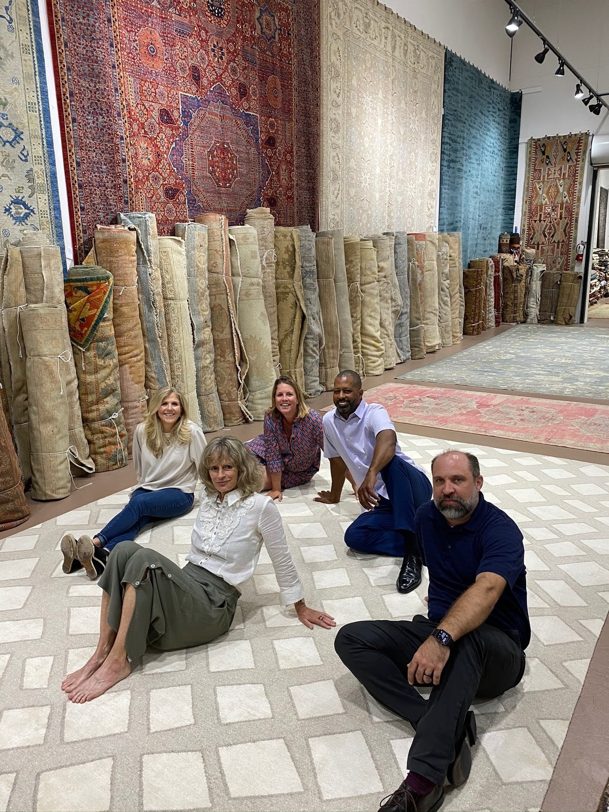 The Scout Guide: Why you should shop local with Nola Rugs by Taylor Morgan from TSG NOLA